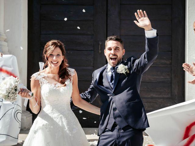 Il matrimonio di Nicolò e Giulia a Mestrino, Padova 22
