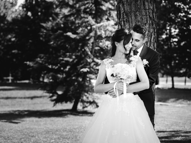 Il matrimonio di Nicolò e Giulia a Mestrino, Padova 31