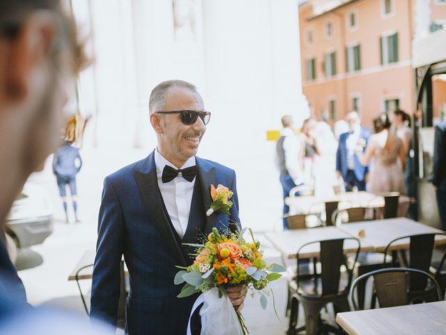 Il matrimonio di Alessandro e Federica a Montichiari, Brescia 10