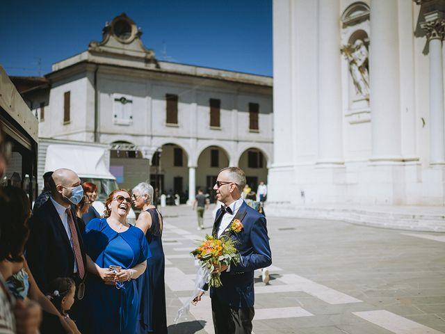 Il matrimonio di Alessandro e Federica a Montichiari, Brescia 12
