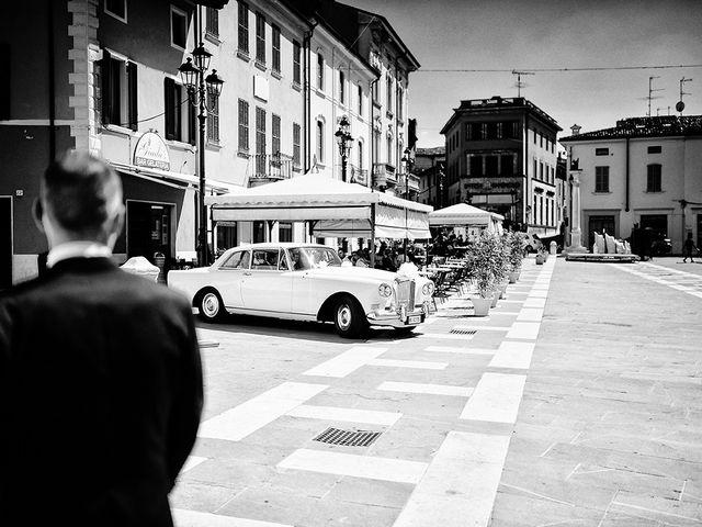 Il matrimonio di Alessandro e Federica a Montichiari, Brescia 13