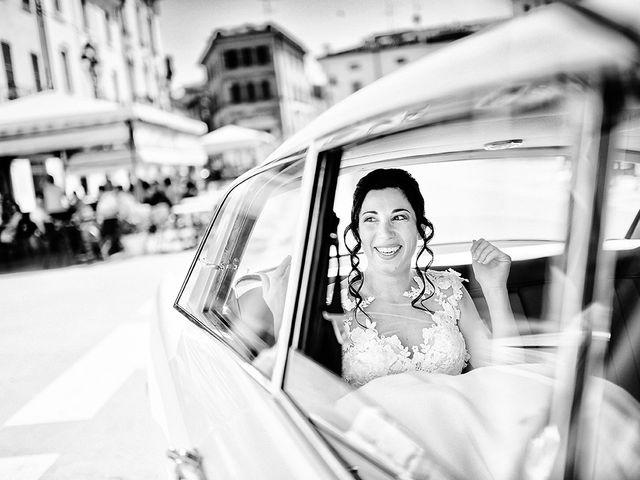 Il matrimonio di Alessandro e Federica a Montichiari, Brescia 14