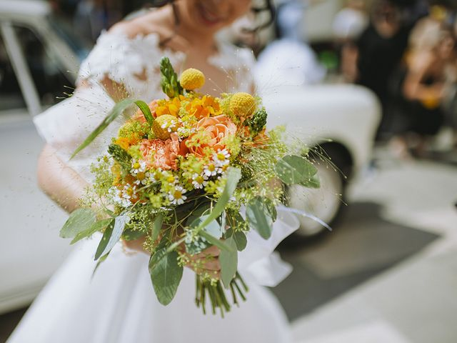 Il matrimonio di Alessandro e Federica a Montichiari, Brescia 17