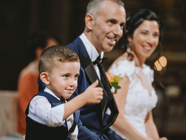 Il matrimonio di Alessandro e Federica a Montichiari, Brescia 18