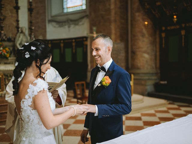 Il matrimonio di Alessandro e Federica a Montichiari, Brescia 19