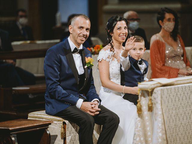 Il matrimonio di Alessandro e Federica a Montichiari, Brescia 22