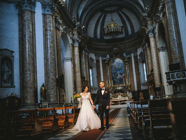Il matrimonio di Alessandro e Federica a Montichiari, Brescia 23