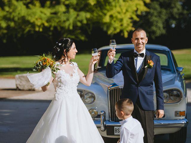 Il matrimonio di Alessandro e Federica a Montichiari, Brescia 26