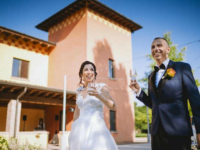 Il matrimonio di Alessandro e Federica a Montichiari, Brescia 27