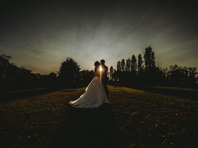 Il matrimonio di Alessandro e Federica a Montichiari, Brescia 35