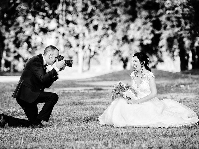 Il matrimonio di Alessandro e Federica a Montichiari, Brescia 37