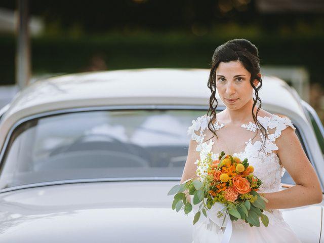 Il matrimonio di Alessandro e Federica a Montichiari, Brescia 40