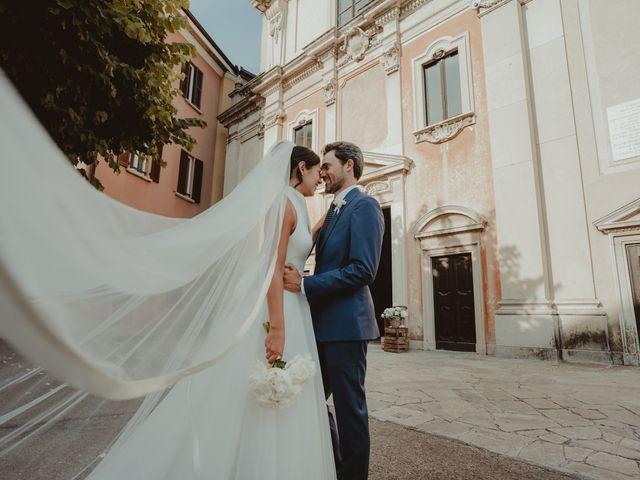 Il matrimonio di Giorgio e Federica a Varese, Varese 1