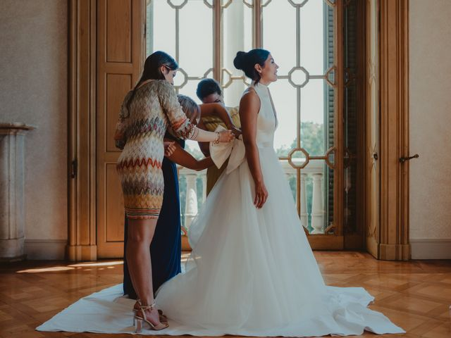 Il matrimonio di Giorgio e Federica a Varese, Varese 13