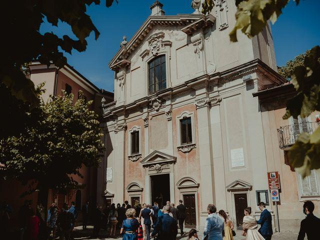 Il matrimonio di Giorgio e Federica a Varese, Varese 35