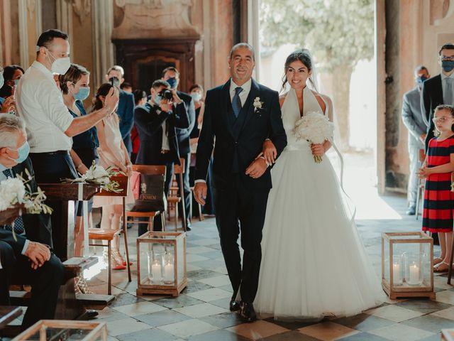 Il matrimonio di Giorgio e Federica a Varese, Varese 45