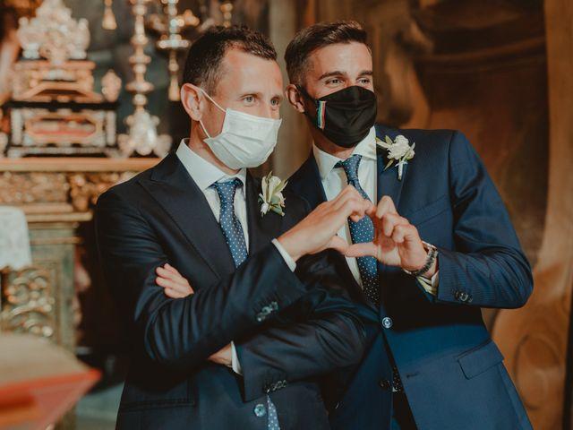 Il matrimonio di Giorgio e Federica a Varese, Varese 46