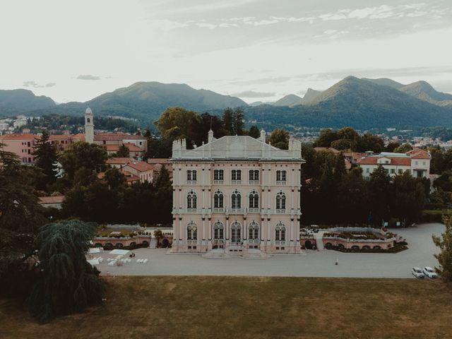 Il matrimonio di Giorgio e Federica a Varese, Varese 54