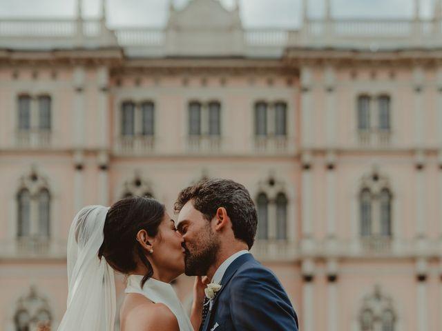Il matrimonio di Giorgio e Federica a Varese, Varese 77