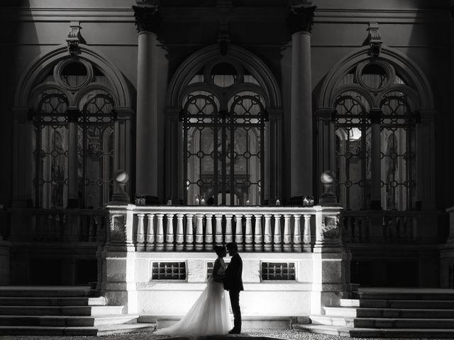 Il matrimonio di Giorgio e Federica a Varese, Varese 87