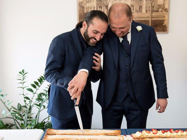 Il matrimonio di Manuel e Alessandro a Brescia, Brescia 27