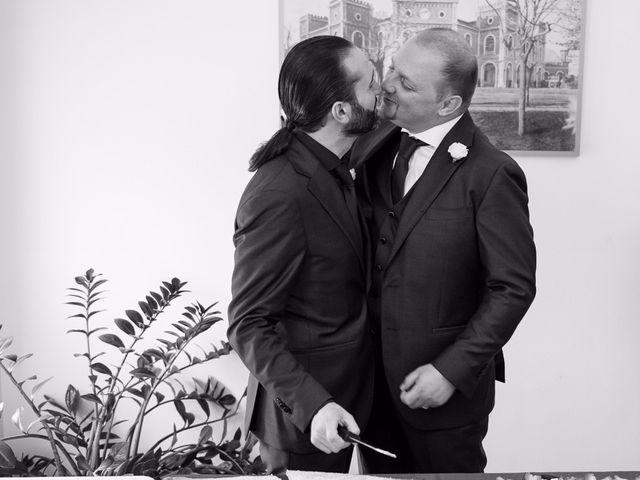 Il matrimonio di Manuel e Alessandro a Brescia, Brescia 28