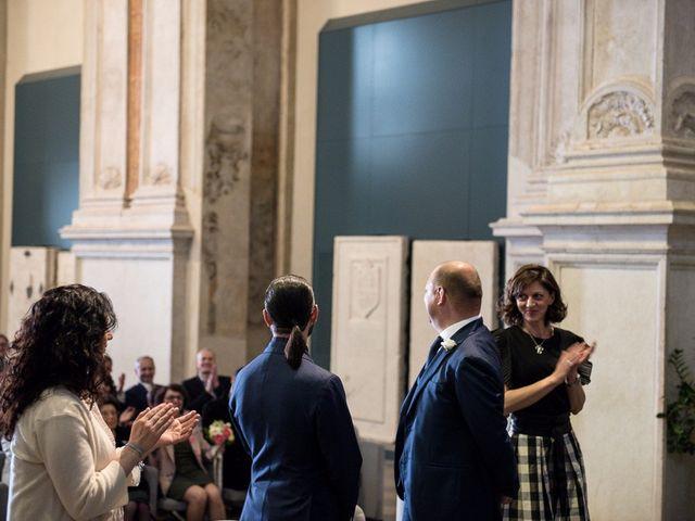 Il matrimonio di Manuel e Alessandro a Brescia, Brescia 34