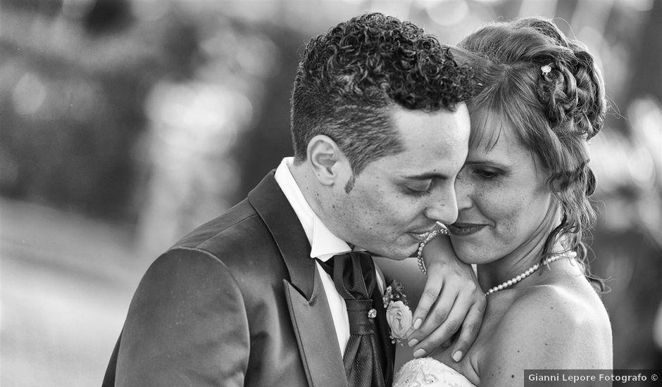 Il matrimonio di Carmine e Anna a San Severo, Foggia