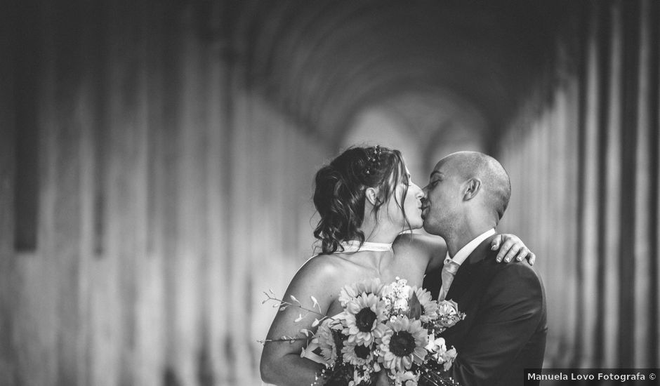 Il matrimonio di Alberto e Eleonora a Soriso, Novara