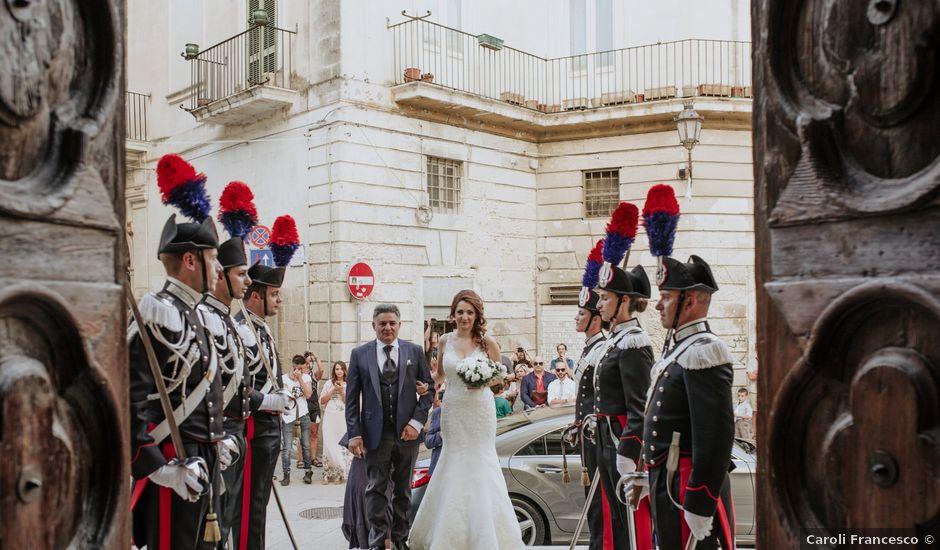 Il matrimonio di Mirko e Cinzia a Lecce, Lecce