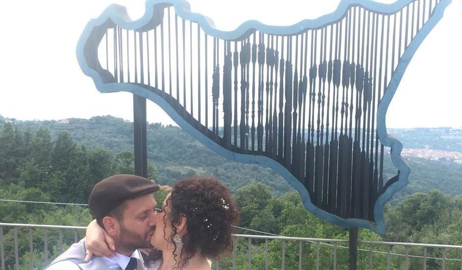 Il matrimonio di Francesco e Monia a San Salvatore di Fitalia, Messina