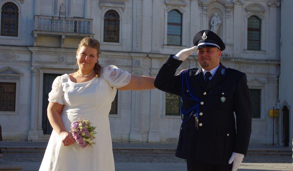 Il matrimonio di Giada e Claudio a Udine, Udine