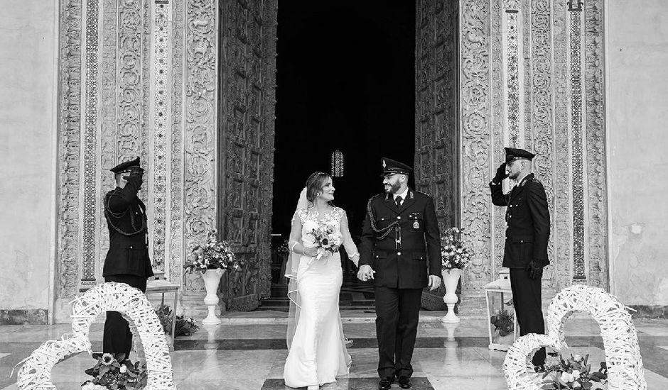 Il matrimonio di Roberto e Valentina a Monreale, Palermo