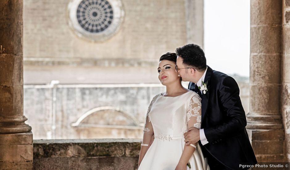 Il matrimonio di Pasquale e Maria Giovanna a Carovigno, Brindisi