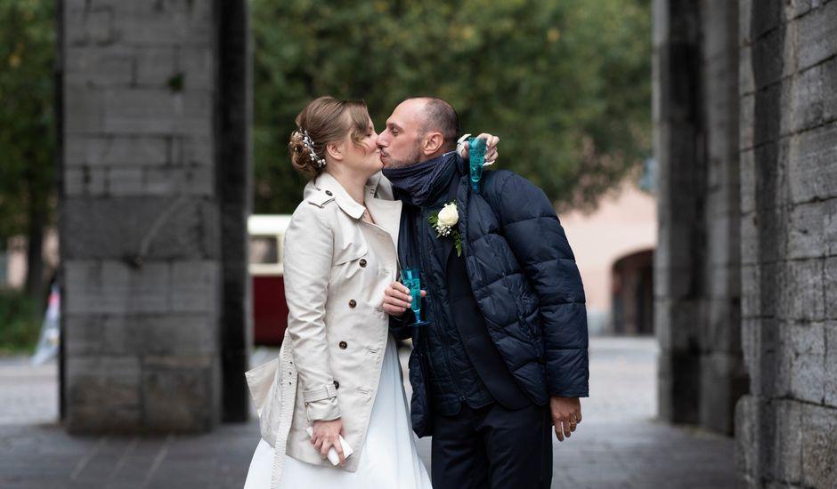 Il matrimonio di Fede e Olya a Garbagnate Milanese, Milano