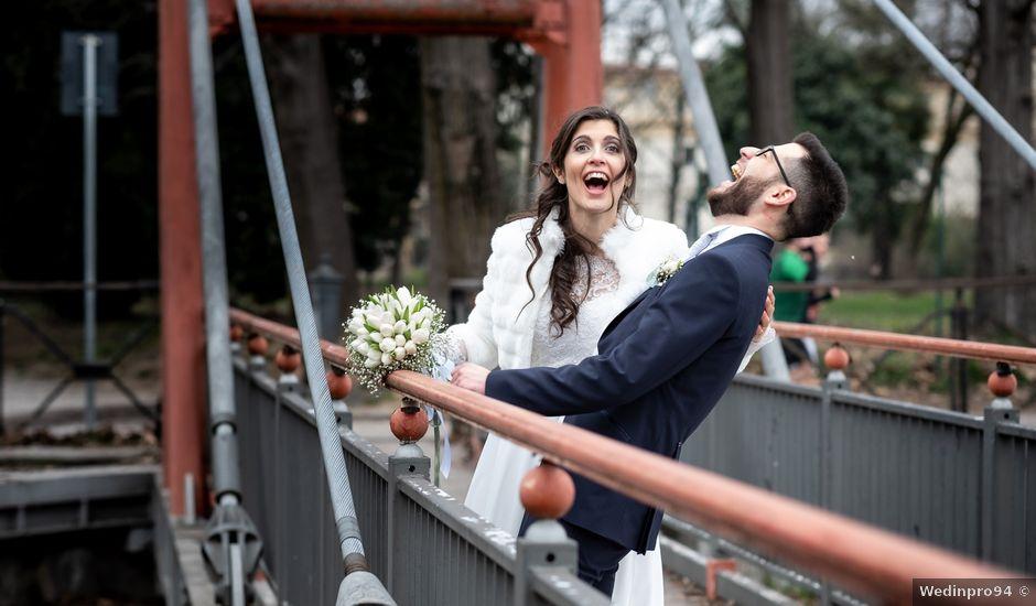 Il matrimonio di Giorgia e Davide a Cernusco sul Naviglio, Milano