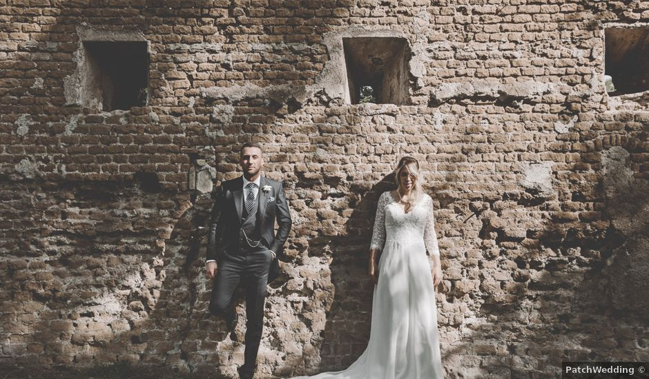 Il matrimonio di Fabiana e Luca a Roma, Roma