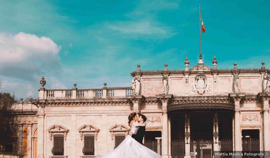 Il matrimonio di Matteo e Marella a Montecatini-Terme, Pistoia