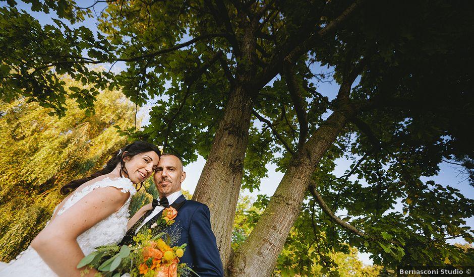 Il matrimonio di Alessandro e Federica a Montichiari, Brescia