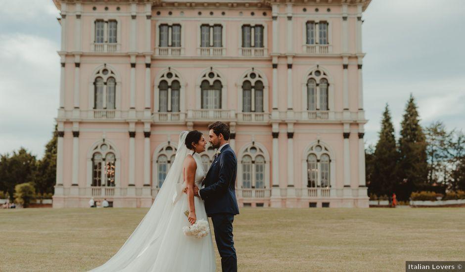 Il matrimonio di Giorgio e Federica a Varese, Varese