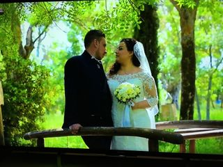 Le nozze di Giusy e Alfio