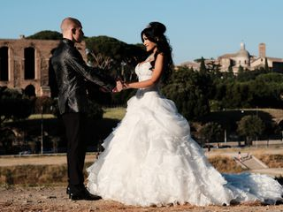 Le nozze di Mila e Antonio