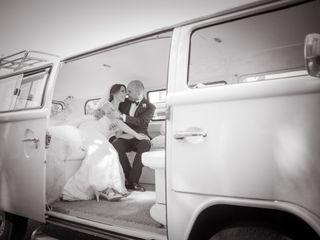 Le nozze di Selenia e Emiliano