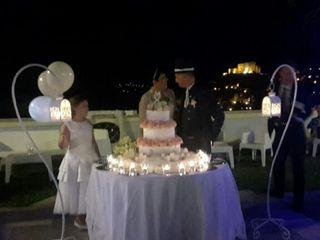 Le nozze di Maria Grazia e Luciano