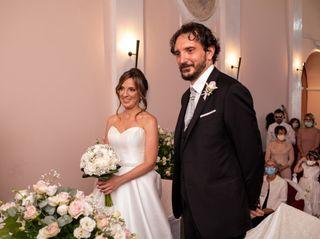 Le nozze di Cristian e Roberta