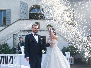 Le nozze di Fitore e Mattia