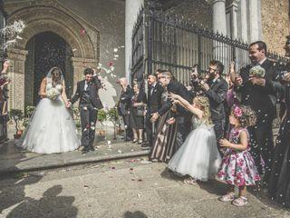 Le nozze di Jessica e Johnny 2