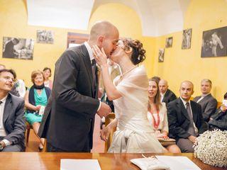 Le nozze di Claudio e Gloria