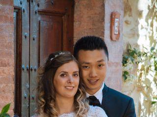 Le nozze di Valentina e Mengzheng 2