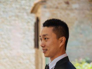 Le nozze di Valentina e Mengzheng 3